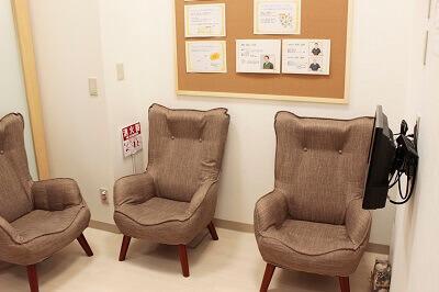 当院の待合室